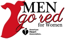 Men Go Red for Women